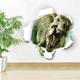 3D Dinosaur Wall Stickers Self-adhesive Waterproof Stickers Creative Decor