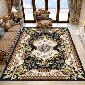 120*160cm Print Anti-Slip Perian Style Study Rectangle Area Rug
