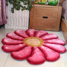 Wonderful Fashion Special-Shaped 3D Sunflower Doormat
