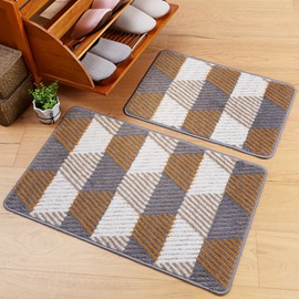 European Style Wearproof Anti-Slip Geometric Pattern Area Rug