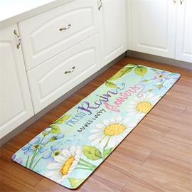 European Style Hand Wash Anti-Slip Area Rug