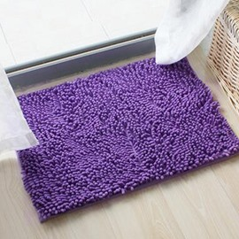 Chenille Modern Style Hand Wash Waterproof Area Rug
