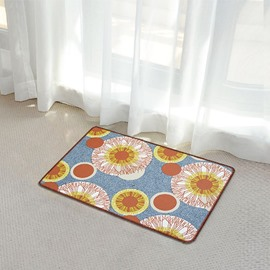 European Style Machine Made Waterproof Area Rug