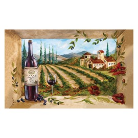 Amazing Country Style Pretty Scenery Non-slip Doormat