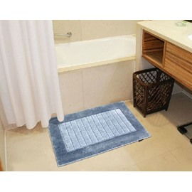 High Quality Elegant Check Patterns Non-slip Doormat