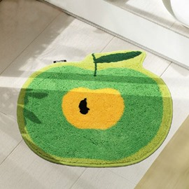 Super Cute Apple Pattern Non-slip Doormat