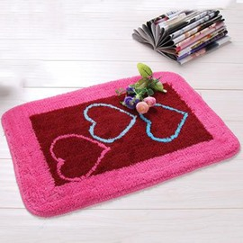 Wonderful Polyester Fiber and Acrylic Fibers Doormat