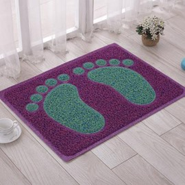 Modern Water Absorption PVC Doormat