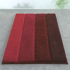 Amazing Gradient Colors Non-slip Anti-slip Bath Rug
