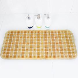 Unique Fabulous Dots Massage Function Bath Rug