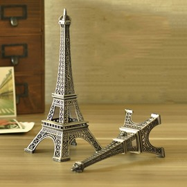 European Metal Eiffel Tower Desktop Decoration Gifts