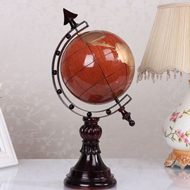 Classic European Style Resin Tellurion Decorative Desktop Decoration