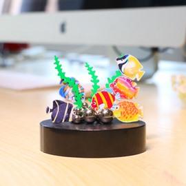 Magnetic Sea World Reduce Pressure Creative Desktop Decorations
