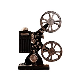 Movie Projectors Model Crafts Window Display American Industrial Style Retro Home Decoration