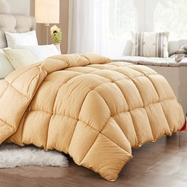 European Style Box Stitch Polyester Duvet Cover Insert