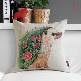 High Quality Fancy Lovely Animal Pillowcase