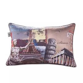 Art of European Cultural Renaissance Paint Throw Pillow