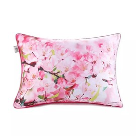 Various Chrysanthemum Paint Throw Pillow