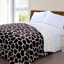 High Quality Deer Lines Pattern Blanket