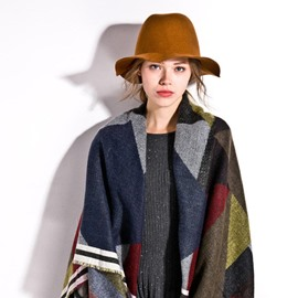 Popular Fashion Cashmere Material Super Popular Long Scarves