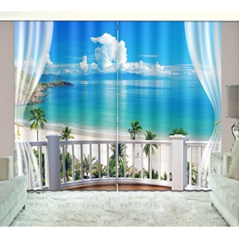 Beautiful Living Room Curtains & 3D Blackout Curtains Online Selling ...