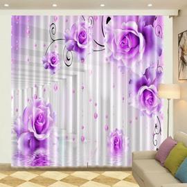 Beddinginn Curtain Blackout Creative Curtains/Window Screens