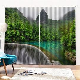 Beddinginn Forest Modern Decoration Curtains/Window Screens