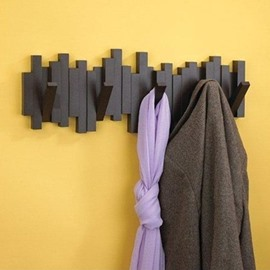 Modern Fabulous Creative Sticks Design Hat-and-Coat Hook