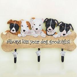 Fashion Adorable European Creative Dogs Design Hooks