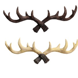 Top Classic Retro Style Creative Antlers Wall Hook
