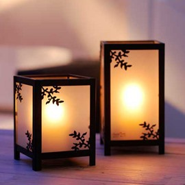 European Classic Wrought Iron Candle Holders