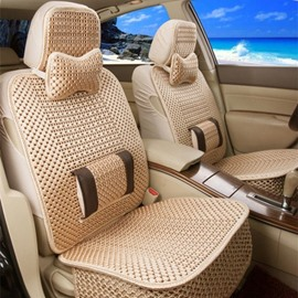 Fancy Quality Ice Cotton Car Seat Cover
