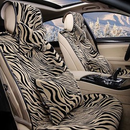 Vogue Series Design Tiger Skin Patterns Universal Car Seat Covers