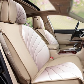 Vogue Design With Streamlined Side Patterns Universal Fit Car Seat Covers