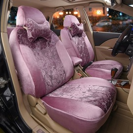 Elegant Pastoral Nobility Pattern And High Quality Car Seat Cover
