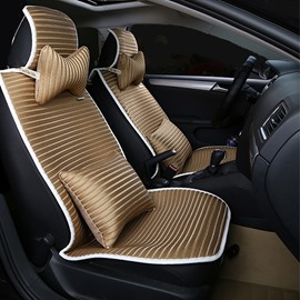 Smooth And Breathable Extremely Comfortable Ice Silk Universal Car Seat Covers