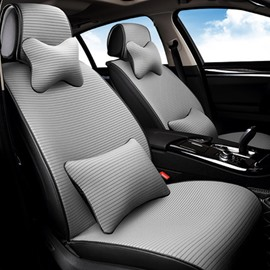 A Variety Of Solid Simple Business Style And Universal Car Seat Cover