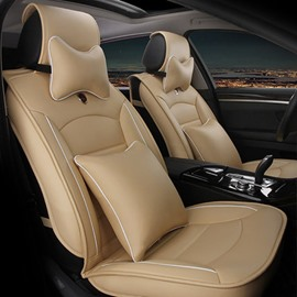 USD 13966 Classic Business Style Simple Streamlined Design Durable Universal Car Seat Cover