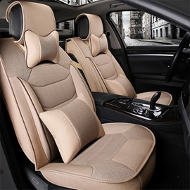 Easy Permeability And Dimensional Design Popular Universal Car Seat Cover