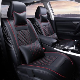 Super Popular High Cost-Effective Durable PU Material Universal Car Seat Cover
