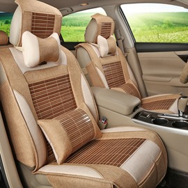 Finely Processed Luxuriant In Design Durable In Use Car Seat Covers