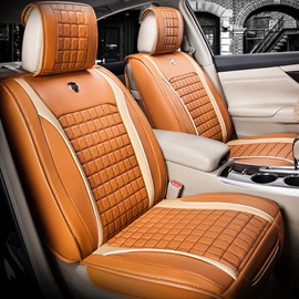 Rubbing Genuine Leather Health Solid Cost-Effective Car Seat Covers
