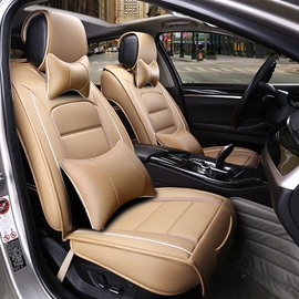 Permeability PU Leather Durable Soft Luxurious Car Seat Covers
