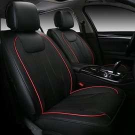 Three-dimensional Colorful Durable Soft Cost-Effective Leather Car Seat Covers