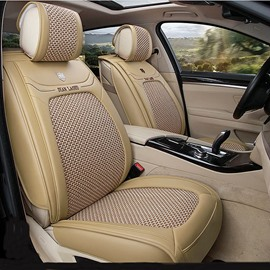 Fast Heat Dissipation Ice Silk And Rayon Economic Universal Car Seat Cover