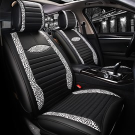 Beautiful Design Sport Easy To Clean Genuine Leather Car Seat Cover