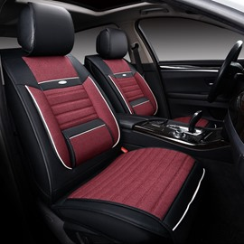 Cozy Business Easy To Clean Leather Car Seat Cover