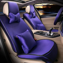 Luxurious Silky Smooth Designed For Extreme Comfort Custom Car Seat Cover