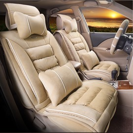 Extremely Comfortable Design Wool Cushion Universal Fit Car Seat Covers