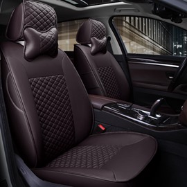 Custom Made Sleek And Comfortable Ventilating Middle Section Car Seat Covers